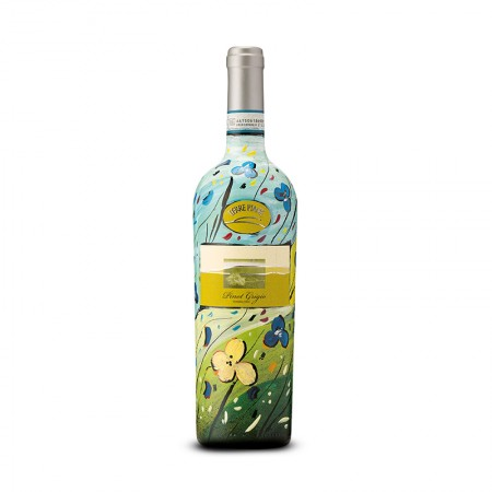 Pinot Grigio DOC Venezia - cl. 75 - Art Packaging - Ornella Bellia